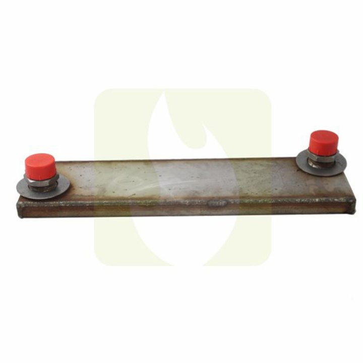 Arada AIBV019 Clip In Back Boiler - Silver