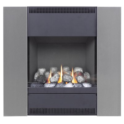 Burley Image Flueless Wall Mounted Gas Fire