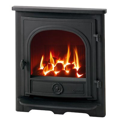Yeoman Dartmouth Conventional Flue Inset Gas Fire