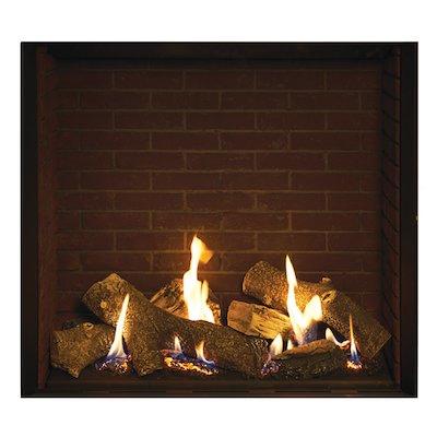 Gazco Riva2 750HL Balanced Flue Gas Fire