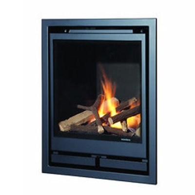 Wanders Square 40G Frontal Balanced Flue Gas Fire
