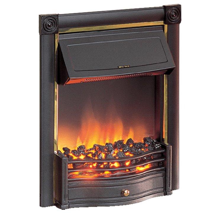 Dimplex Horton Optiflame Electric Fire - Black