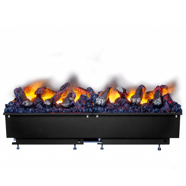 Dimplex Cassette 1000 Optimyst Drop-In Electric Fire - Black