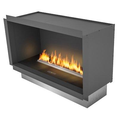 Planika Primefire Bio-Ethanol Cassette Fire Black Manual Control