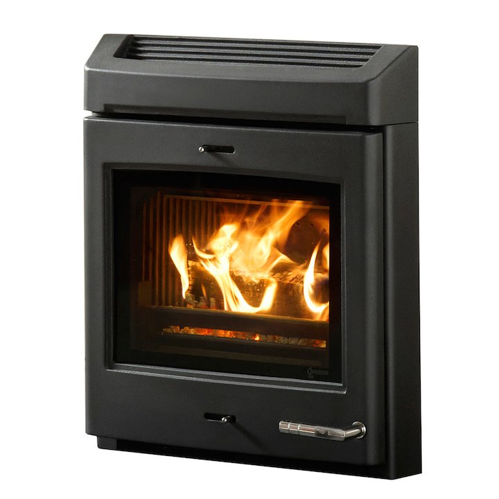 Yeoman CL Milner Multifuel inset Stove - Black