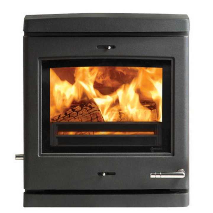Yeoman CL7 Multifuel Inset Stove - Black