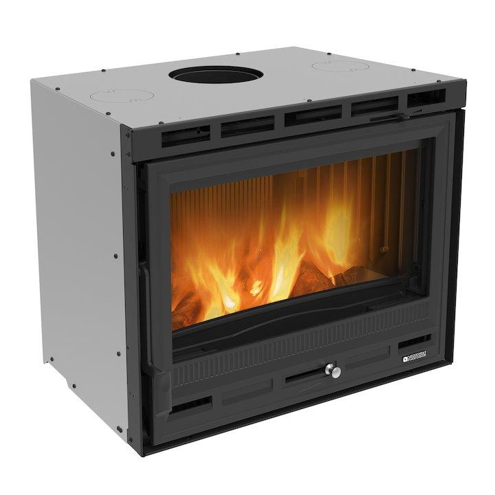 La Nordica Piano 70/49 Wood Cassette Fire - Black