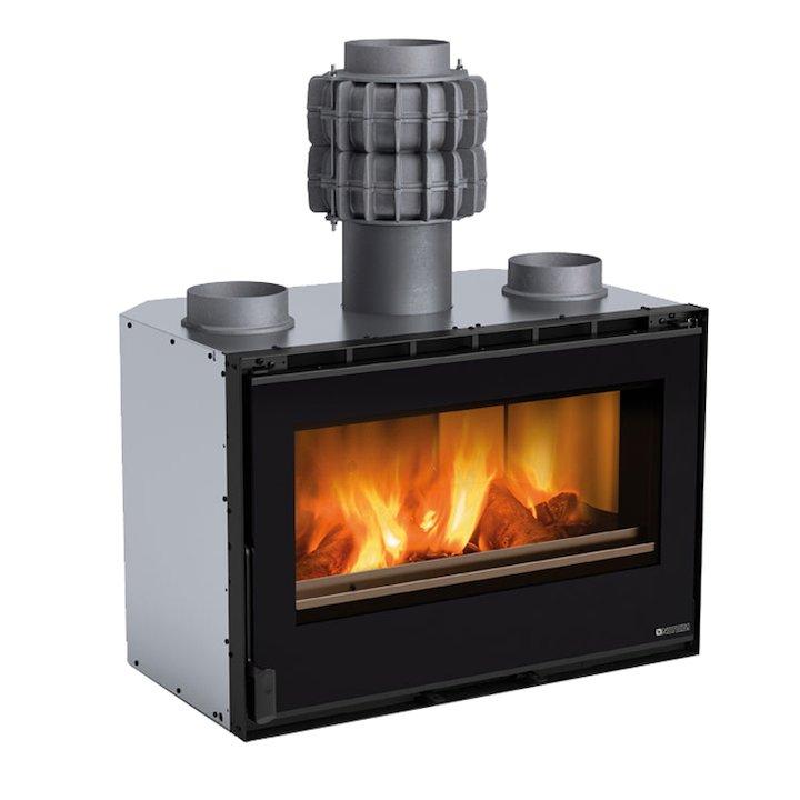 La Nordica Crystal 80 Prs Wood Cassette Fire Cassette