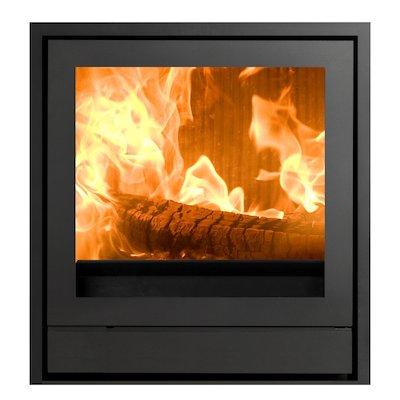 Nestor Martin IQ33 Wood Cassette Fire Black Three Sided Frame