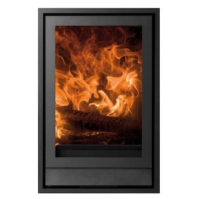 Nestor Martin IQH33 Wood Cassette Fire Black Four Sided Frame