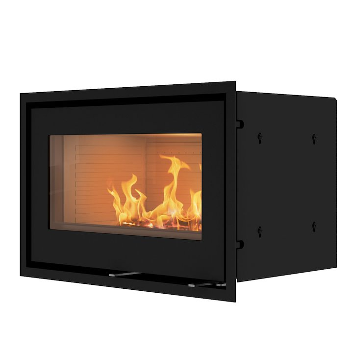 Rais 500/1 Wood Cassette Fire - Black