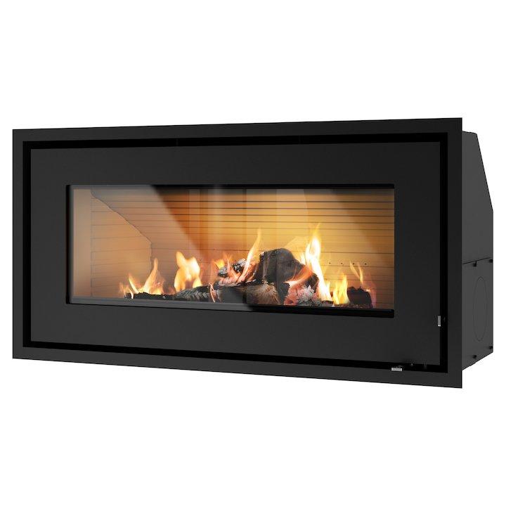 Rais 900 Wood Cassette Fire - Black