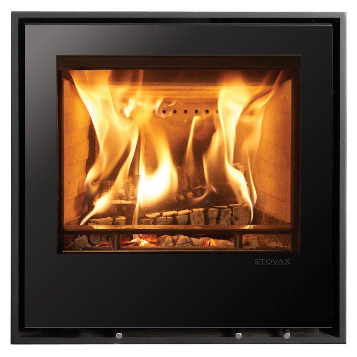 Stovax Elise 540 Wood Cassette Fire