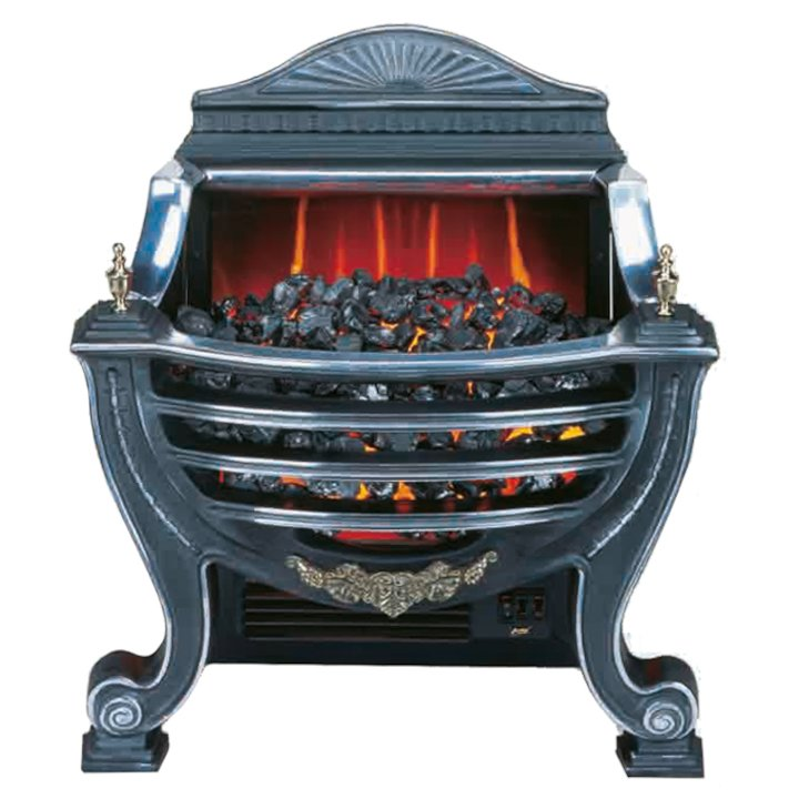 Burley Stamford Electric Firebasket - Aluminium