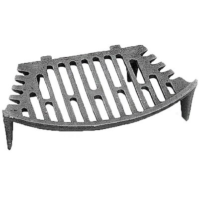 Manor Curved Solid Fuel Tapered Grate