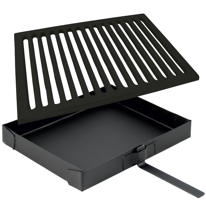 Gallery SFK12 Solid Fuel Firebasket Conversion Kit - Black