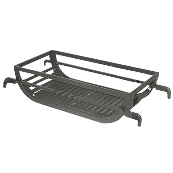 Calfire Ducksnest Large Solid Fuel Basket - Black