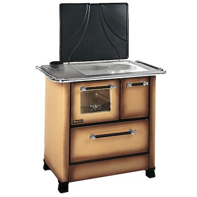 La Nordica Romantica 4.5 SX Wood Burning Range Cooker