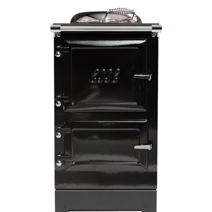 ESSE EL500 Electric Cooker - Enamel Black