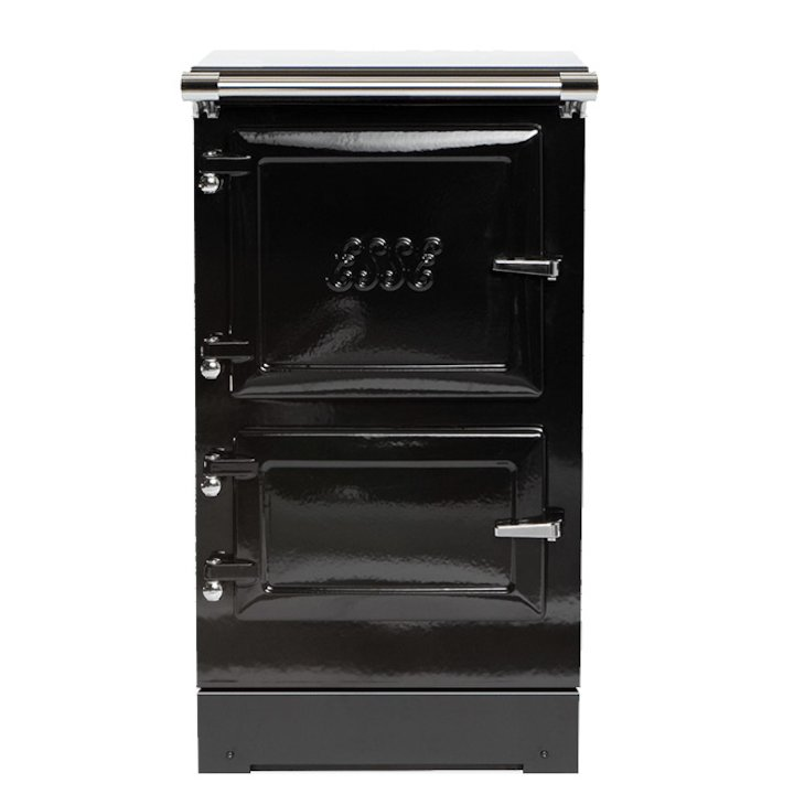 ESSE 500 HC Electric Warming Oven Cooker - Enamel Black