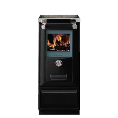 Lacunza Vulcano 4TE Wood Burning Boiler Cooker