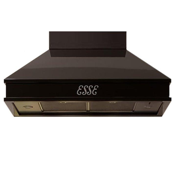 ESSE 990 Range Cooker Hood - Black