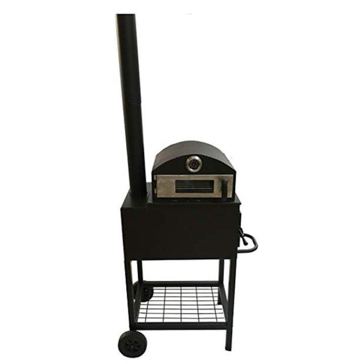 Gardeco Forno Outdoor Wood Oven - Black