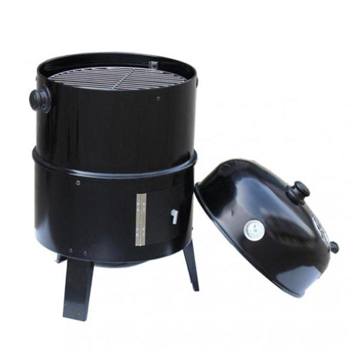 Gardeco Sabor Smoker Oven - Black
