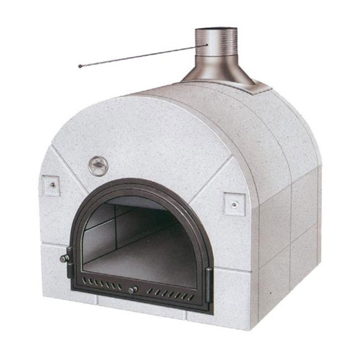 Piazzetta Chef 72 Outdoor Pizza Oven - White