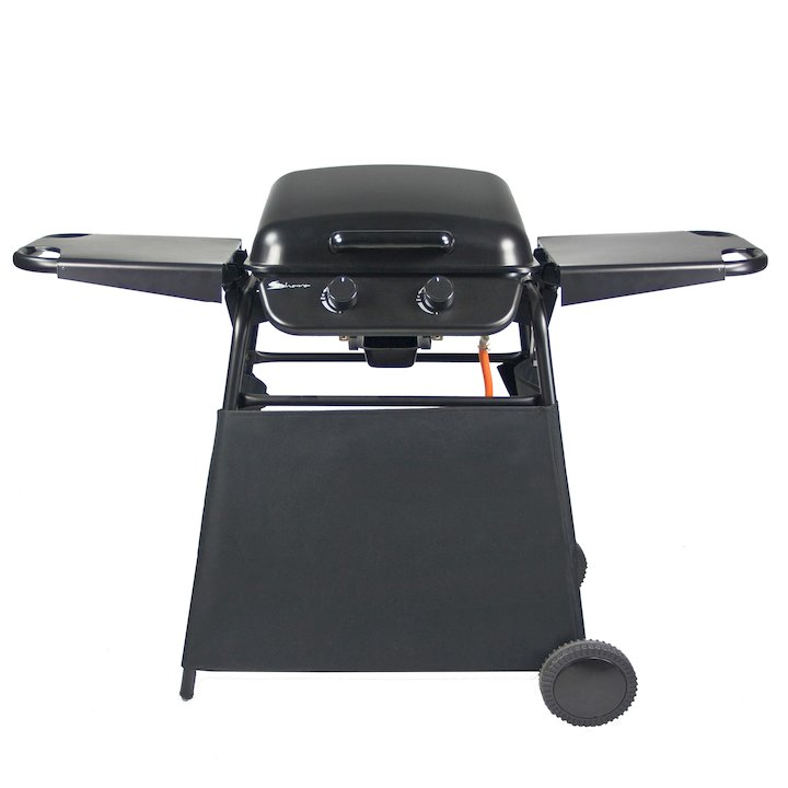 Sahara Rapid Assembly Gas BBQ - Black