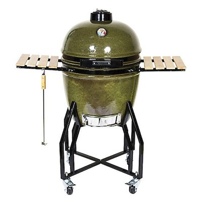 La Hacienda Kamado Large Ceramic BBQ Oven - With Stand