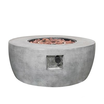 La Hacienda Orlando Outdoor Gas Firepit