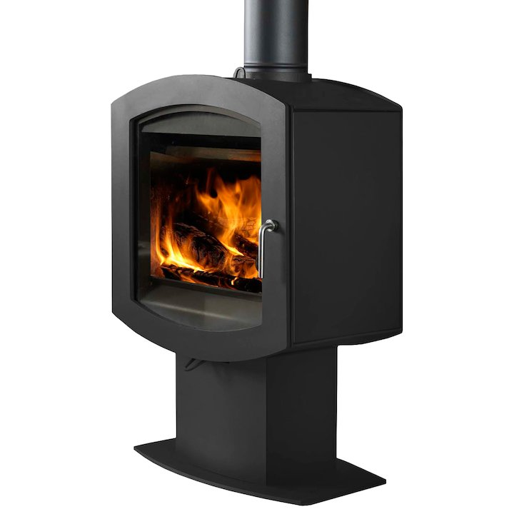 Firebelly Firepod Outdoor Wood Stove - Charcoal