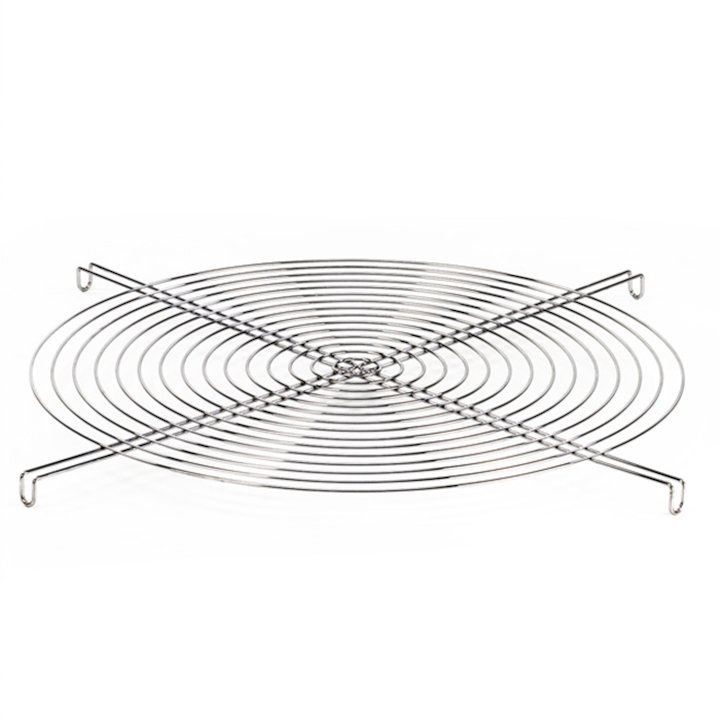 AK47 Outdoor Firepit 69 BBQ Grill - Silver