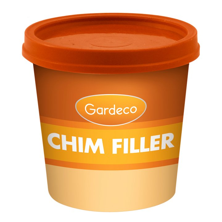 Gardeco Clay Chiminea Chim Filler 500g Tub - Clear
