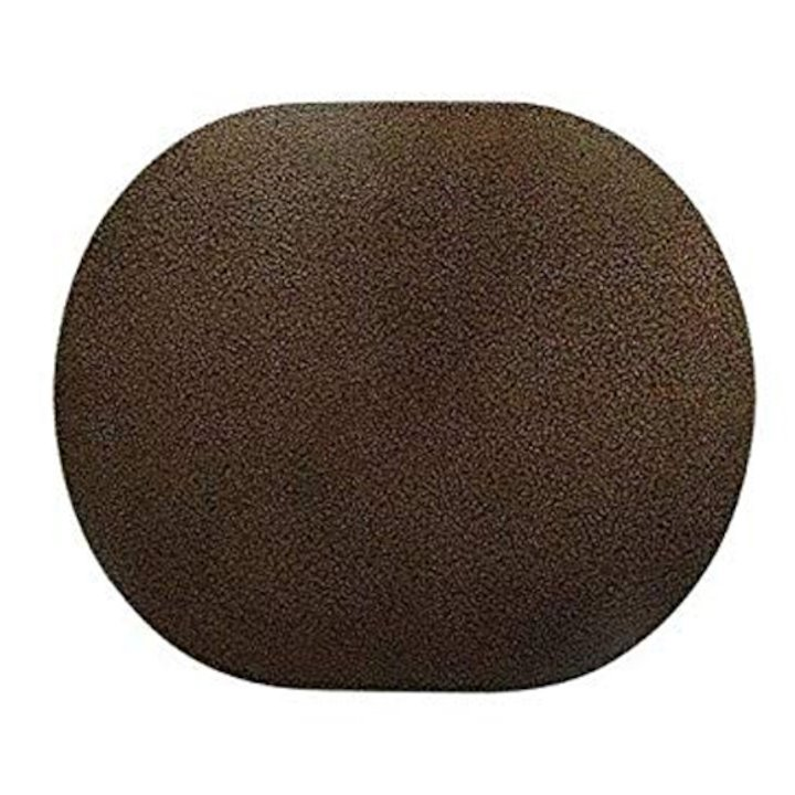 Gardeco Universal Outdoor Chiminea Steel Floor Plate - Bronze
