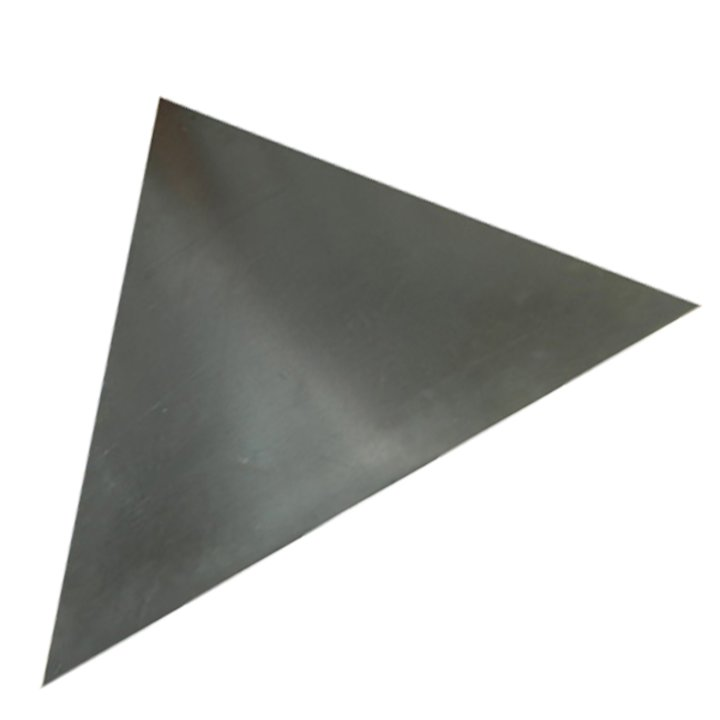 Heta Tipi Outdoor Chiminea Steel Floor Plate - Galvanised