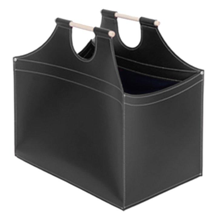 Ferrari Opus Focus Amphora Large Log Bag - with Wheels - Black