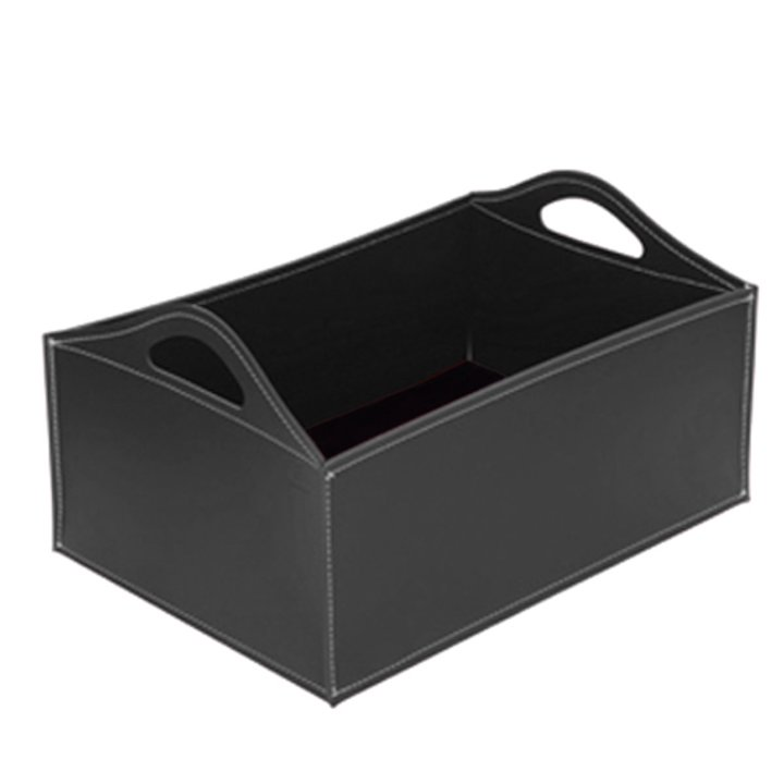 Ferrari Opus Focus Capsula Small Log Basket - Black