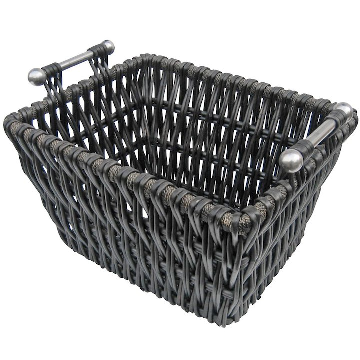 Manor Edgecott Log Basket - Brown