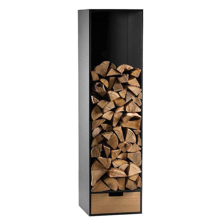 Conmoto Covo Log Holder - Black