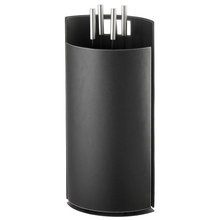 Aduro Baseline Fire Tool Companion Set - Black