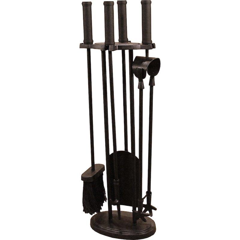 Calfire Ercall Fire Tool Companion Set - Black