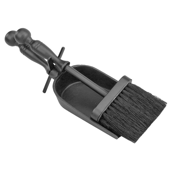 Manor Duchess Fire Tool Hearth Set - Black