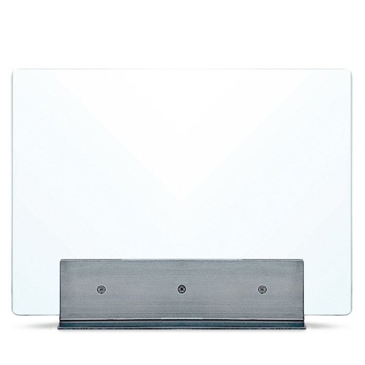 Conmoto Peter Maly Glass Fire Guard - Clear