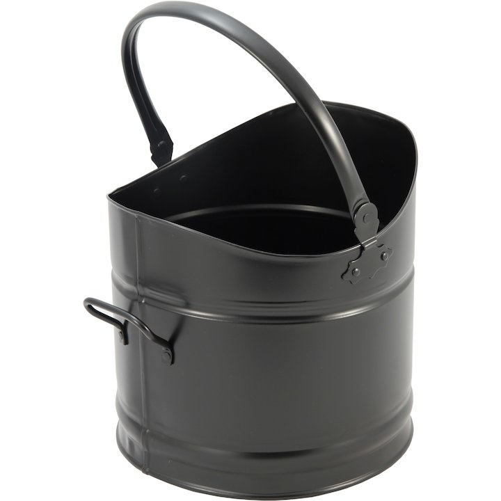 Calfire Sutton Coal Bucket - Black
