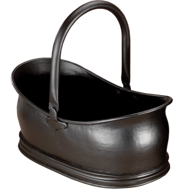 Calfire Astley Coal Bucket - Black
