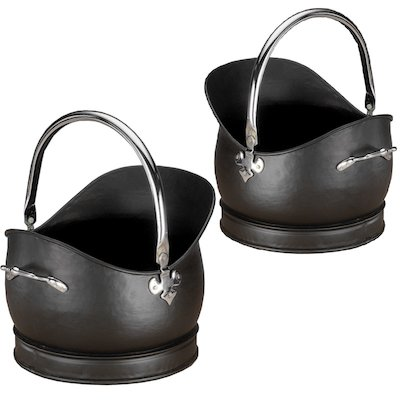 Calfire Kenley Coal Buckets - Set of 2