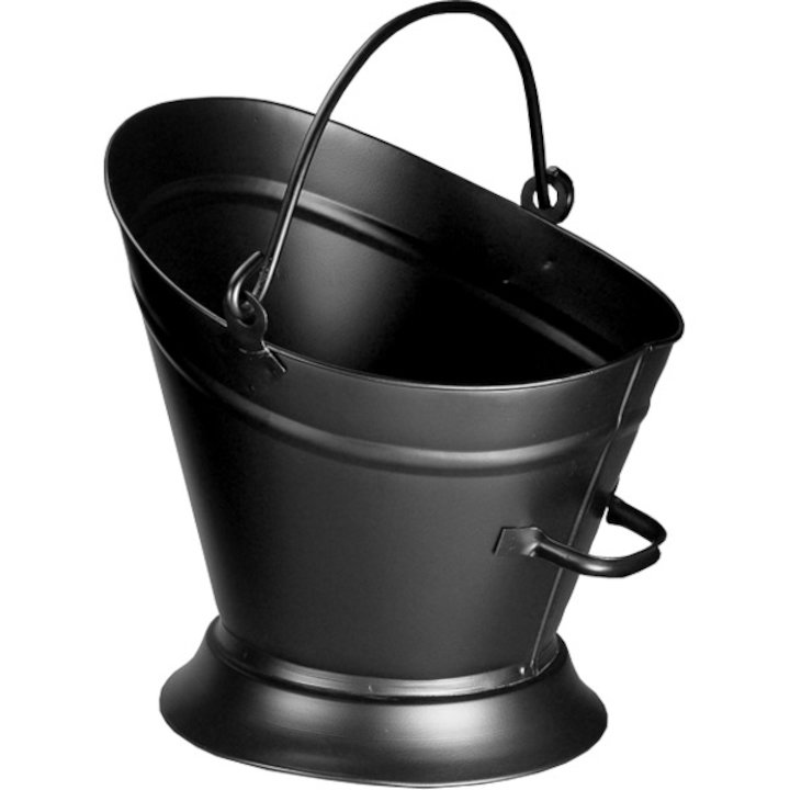 Calfire Waterloo Coal Bucket - Black