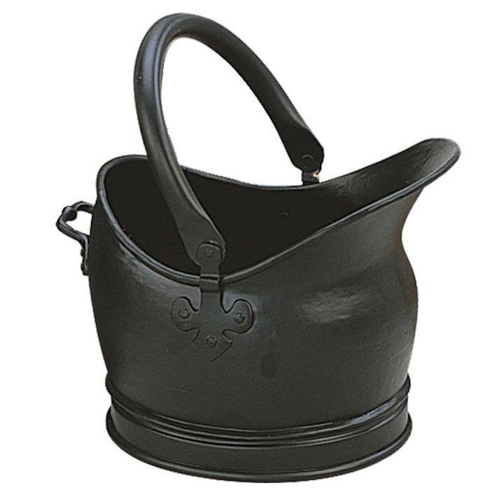 Manor Cambridge Coal Bucket - Black